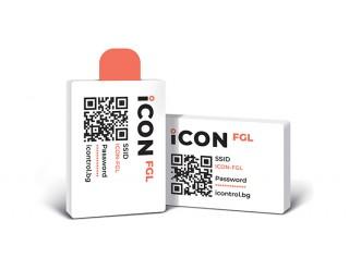 Wi-Fi управление за климатици iCON FGL