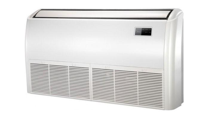 Трифазен инверторен подовo-таванен климатик Midea MUE-55FNXD0/MOU-55FN8-RD0 фреон R32