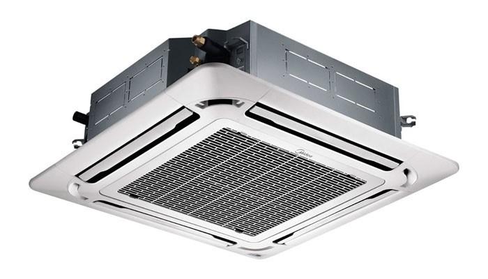 Инверторен касетъчен климатик Midea MCD-24FNXD0